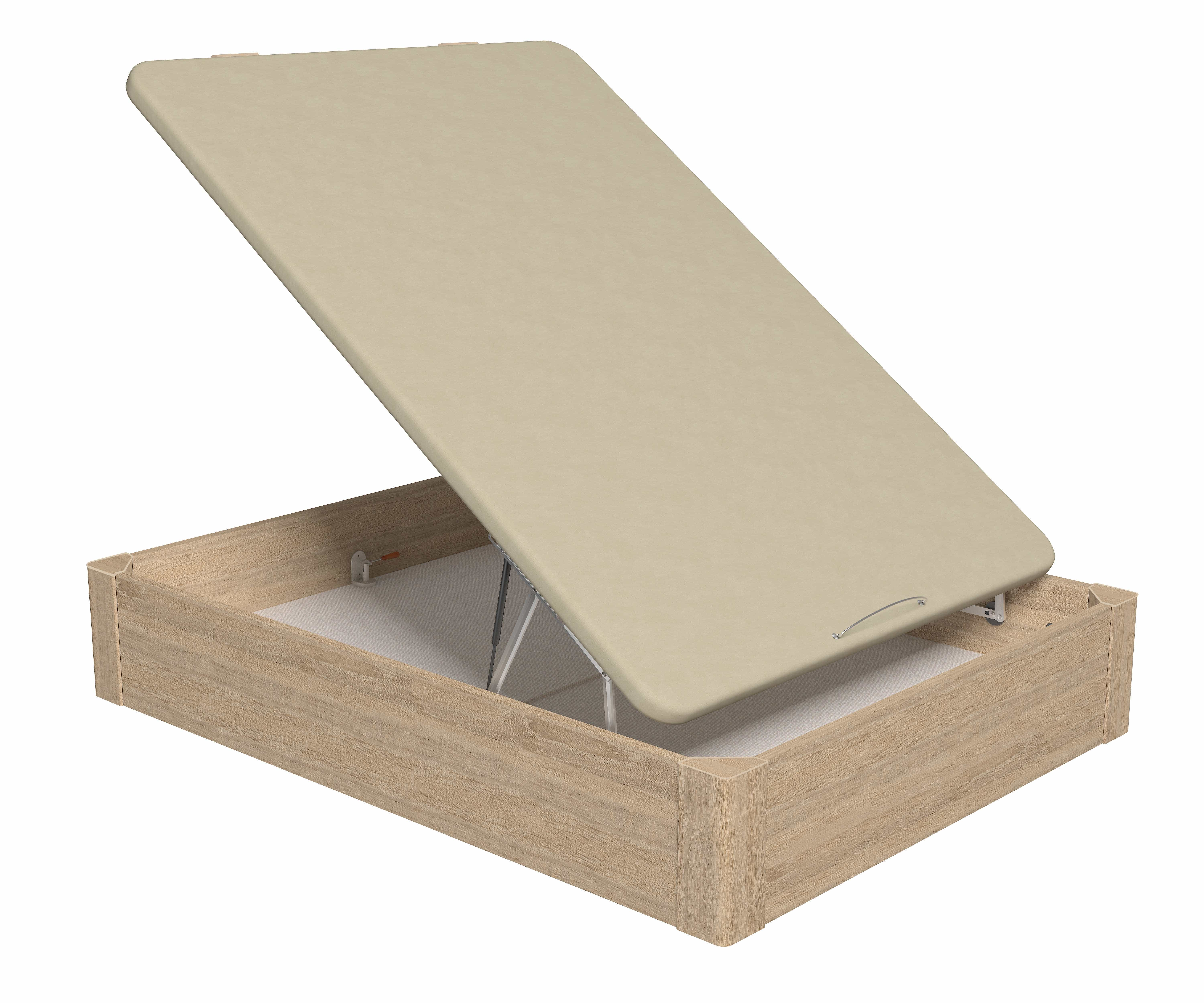 Storage bed bases