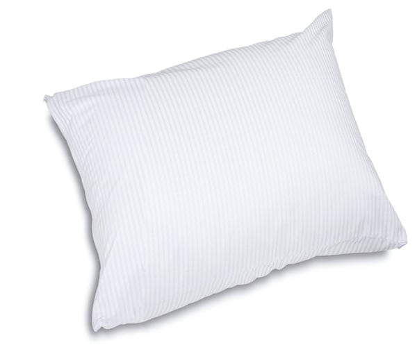 Almohada cuadrante de fibra