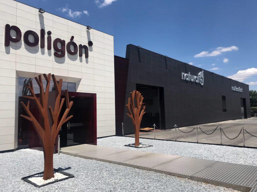 Sede Naturalia & Poligón en España