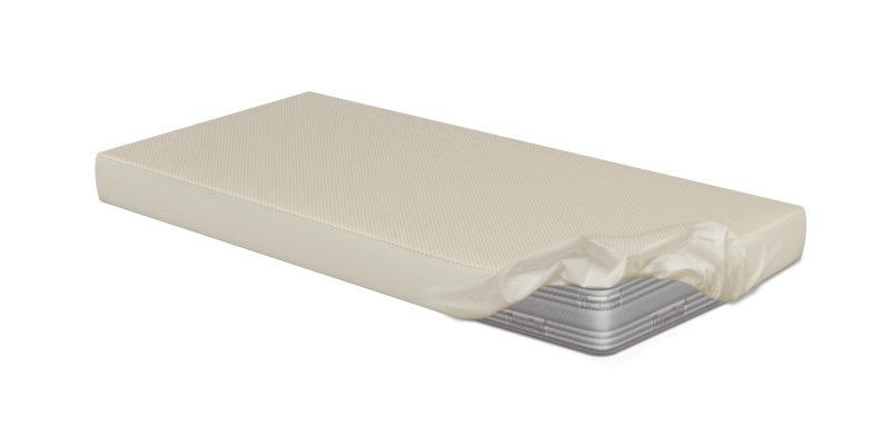 Sobrecolchón Protector 3D Algodón Impermeable y Transpirable