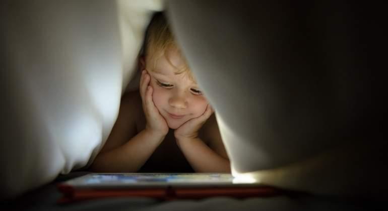 El descanso de los niños