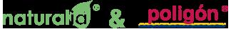 Naturalia & Poligón Logo