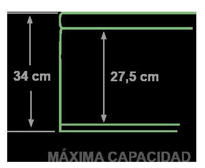 Canapé abatible Regio